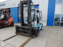 Kalmar DC 6-600 / 6 ton / max height 4,2 meter / Side-shift
