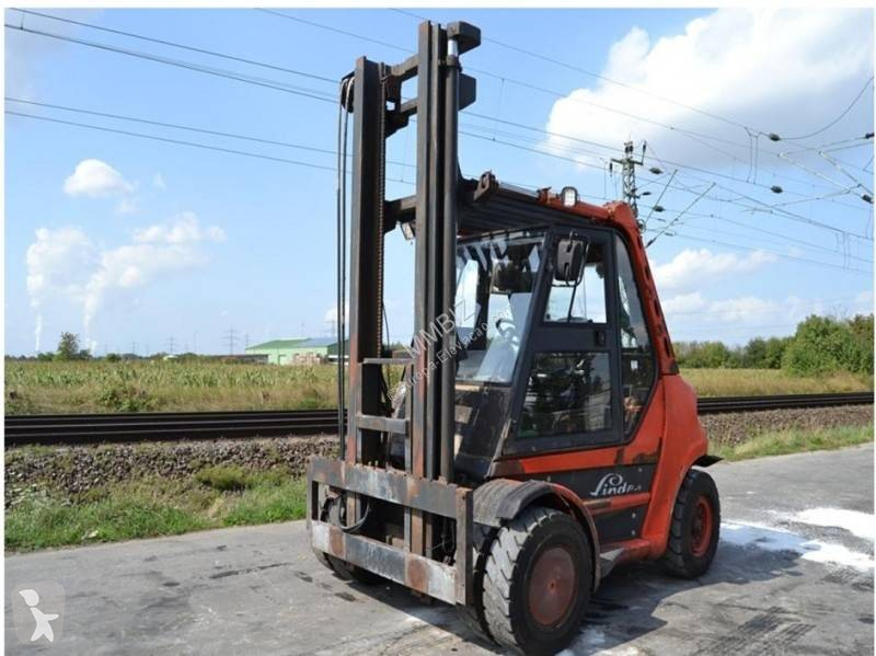 View images Manitou H70D-02 Forklift