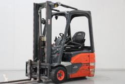 wózek podnośnikowy Linde E15-02