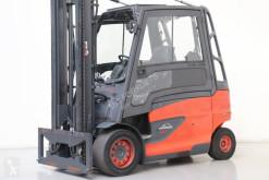 Linde E50HL-01 Forklift
