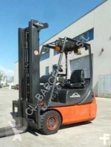 Linde E-16 C-02 / 335 Forklift