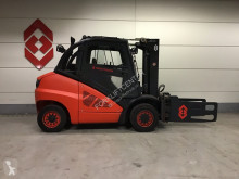 heftruck Linde H50D-01 CONTAINER SPECS. 4 Whl Counterbalanced Forklift <10t