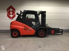 chariot élévateur Linde H50D-01 CONTAINER SPECS. 4 Whl Counterbalanced Forklift <10t