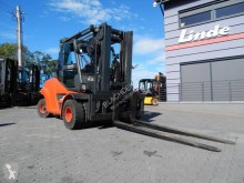 Linde H80D/1100 Triplex , Side shift