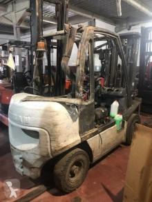 carretilla diesel Nissan