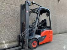 wózek podnośnikowy Linde E16C-02