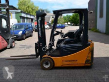 Jungheinrich EFG 216 // HH 4.500 mm / FH 1.600 mm / 3. + 4. Ventil / Triplex Forklift