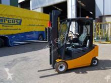 Jungheinrich EFG 320 // Seitenschieber / Zinkenverstellgerät / 3. + 4. Ventil / Batt. Bj. 2015 / HH 3.600 mm / FH 1.650 mm / Containerfähig / Duplex Forklift