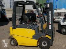 chariot élévateur Jungheinrich EFG 425K // 3. + 4. Ventil / HH 4.400 mm / FH 1.600 mm / Batt. Bj. 2014 / Containerfähig / Triplex