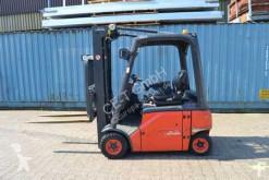 chariot élévateur Linde E16 // 2.070 Std. / Seitenschieber / 3. Ventil / HH 4.620 mm / FH 1.530 mm / Containerfähig / Triplex