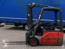 chariot élévateur Linde E16-01 // Seitenschieber / 3. Ventil / Containerfähig / HH 3.140 / FH 1.540 mm / Duplex