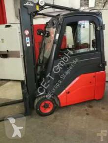 Linde E16C-01 // HH 4.620 mm / FH 1.600 mm / Seitenschieber / Triplex Forklift