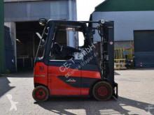 Linde E20H-01/600 // 3.370 Std. / HH 4.910 mm / FH 1.700 mm / Triplex / Containerfähig Forklift