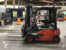chariot élévateur Linde E20PL-02 EVO // Zinkenverstellgerät / Containerfähig / Seitenschieber / HH 3.220 mm / FH 1.590 mm / Duplex
