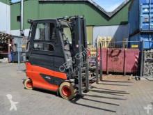 chariot élévateur Linde E30HL-01/600 // HH 6.000 mm / FH 1.400 mm / Seitenschieber / 4. Ventil / Triplex