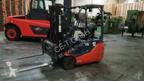 chariot élévateur Toyota 8FBEKT16 // Seitenschieber / Zinkenverstellgerät / HH 3.000 mm / FH 1.420 mm / Duplex / Containerfähig