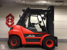 heftruck Linde H70D-01 4 Whl Counterbalanced Forklift <10t