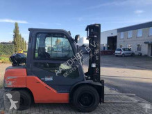 tweedehands gas heftruck