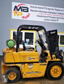 chariot à gaz Caterpillar