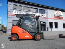 Linde H30D Duplex , Side shift