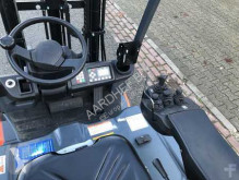 Aisle Master gas forklift