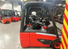 wózek podnośnikowy Linde E16-02 3 Whl Counterbalanced Forklift <10t