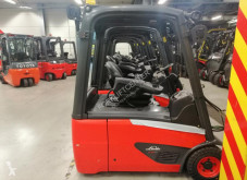 heftruck Linde E16-02 3 Whl Counterbalanced Forklift <10t