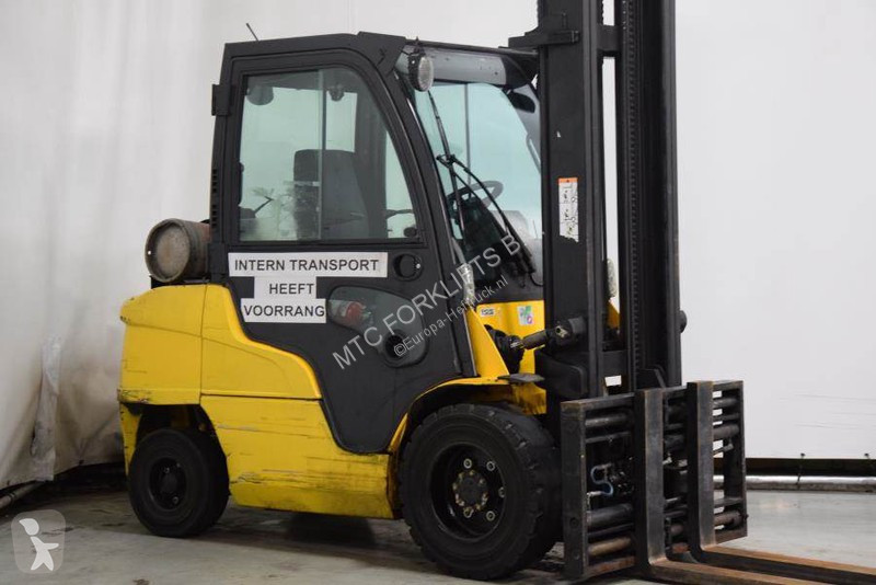View images Caterpillar GP35N Forklift