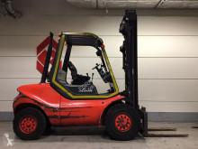 heftruck Linde H50D 4 Whl Counterbalanced Forklift <10t