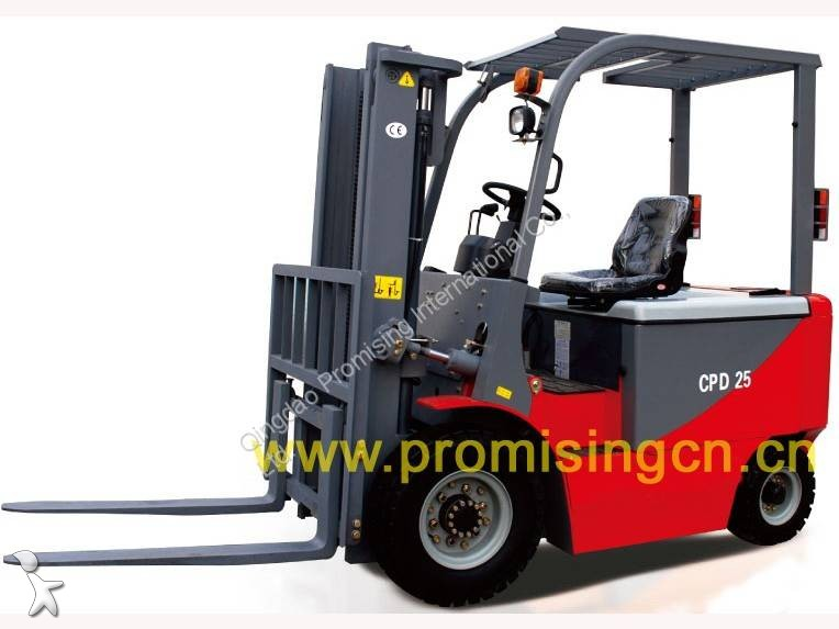 View images Dragon Loader CPD25 Forklift