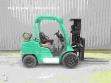 chariot à gaz Mitsubishi