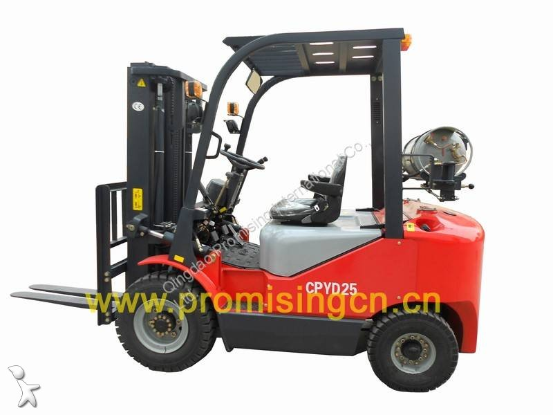 Dragon Machinery CPYD25 Forklift
