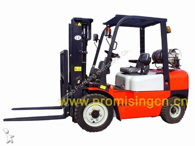 Dragon Machinery CPQD20 Forklift