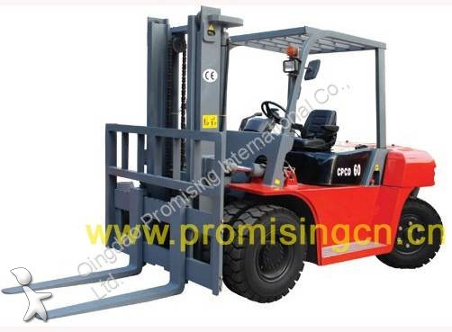 View images Dragon Machinery CPCD60 Forklift