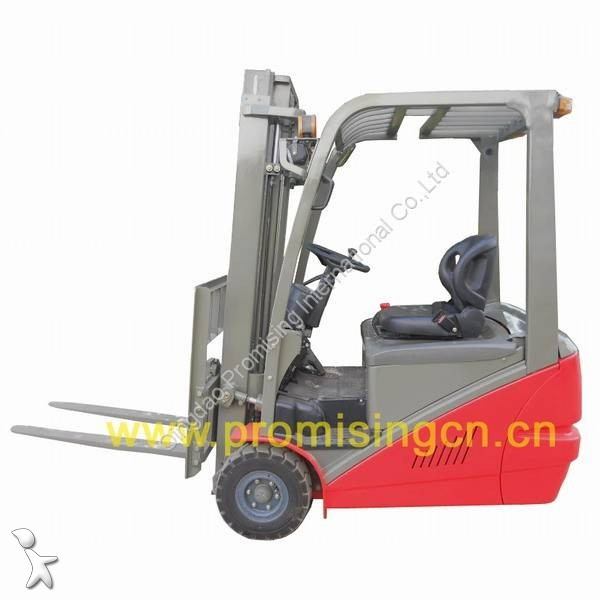Vedeţi fotografiile Stivuitor Dragon Machinery 3-Wheel Counterbalanced AC Electric Forklift Truck Capacity 1.5T TK315
