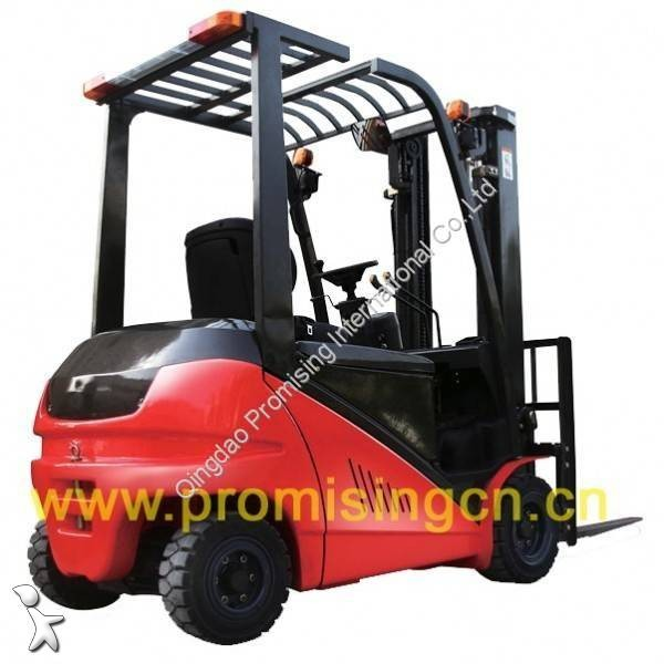 View images Dragon Machinery TK420-30 Full AC 4-Wheel Electric Forklift Truck with two AC drive motors Forklift