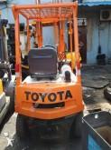 Zobraziť fotky Vysokozdvižný vozík Toyota FD15
