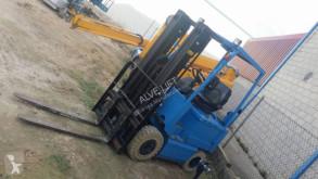 Voir les photos Chariot élévateur Nissan Electric forklift FP01L18 4,8m