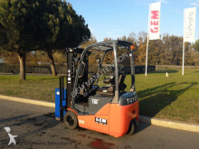 View images Toyota 8FBET15 Forklift