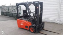View images Linde E 16 Forklift