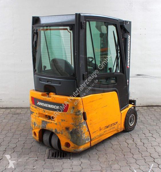 Electric Forklift Jungheinrich Erv308: Used Jungheinrich Electric Forklift EFG 216 K