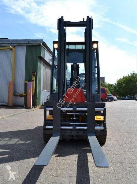 Electric Forklift Jungheinrich Erv308: Used Jungheinrich EFG320 Electric Forklift