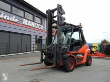 View images Linde H60T-02 Side shift Forklift