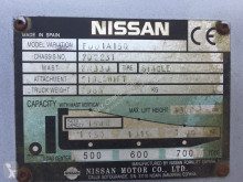 chariot diesel occasion Nissan nc FD01A150 - Annonce n°2858505 - Photo 5
