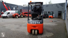 View images Toyota 8 FBKET 16 Forklift