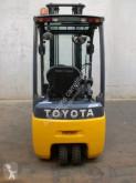 Ver las fotos Carretilla elevadora Toyota