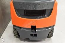 Voir les photos Chariot élévateur Toyota 02-8FDF15 /23790/