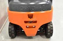 View images Toyota 8FBMK16T /24800/ Forklift
