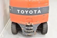 Zobraziť fotky Vysokozdvižný vozík Toyota 7FBMF25 /25520/