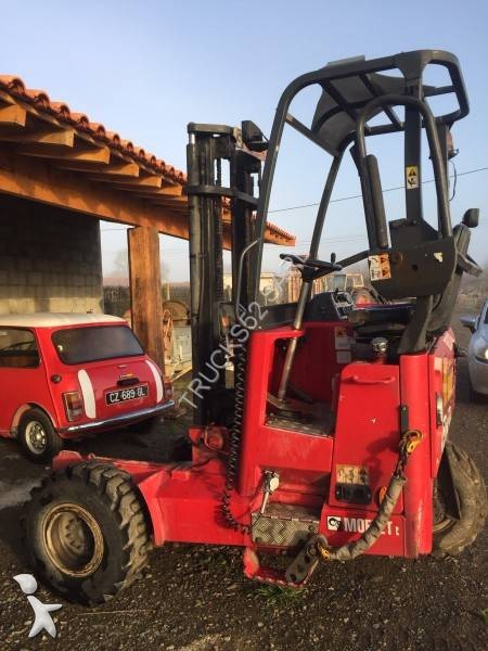 Carretilla transportable Moffett M5.20.3